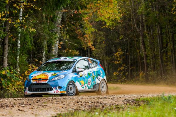 CRC Rally Team - Gustav Kruuda
