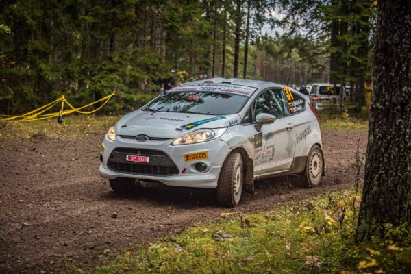 CRC Rally Team - Henrikas Matijošaitis 2