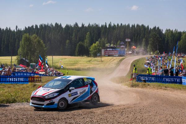 CRC Rally Team - Neste Rally Finland - Roland Poom & Ken Järveoja