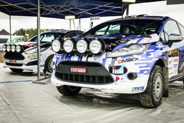 CRC Rally Team - Saaremaa Rally - Roland Poom & Ken Järveoja