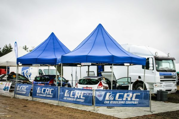 CRC Rally Team - Services - Saaremaa Rally 1