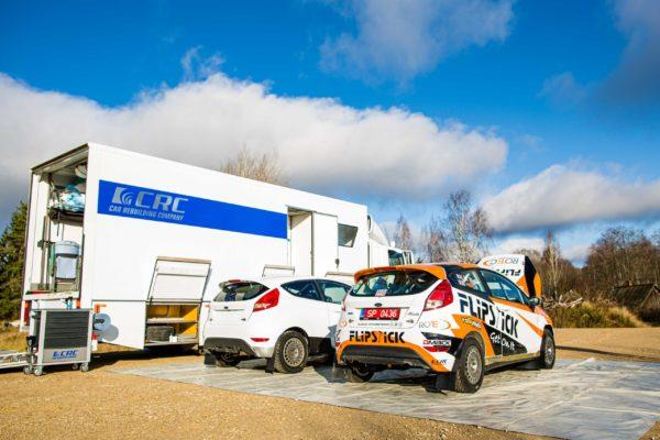 CRC Rally Team - Team 2
