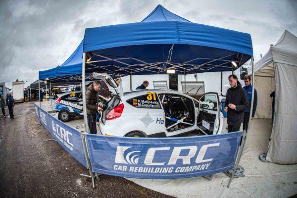 CRC Rally Team - Team 3