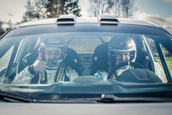 CRC Rally Team - Test 2