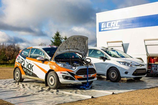 CRC Rally Team - Test 3