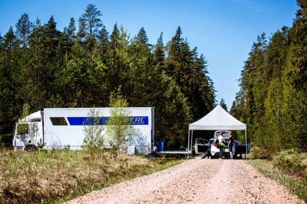 CRC Rally Team - Test 6