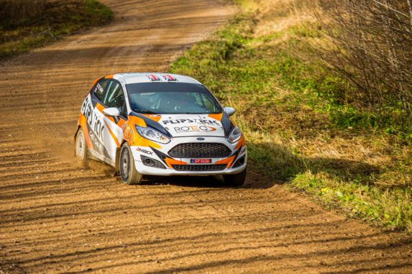 CRC Rally Team - Test - William Butler 2