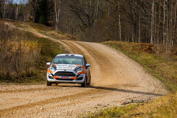 CRC Rally Team - Test - William Butler 3