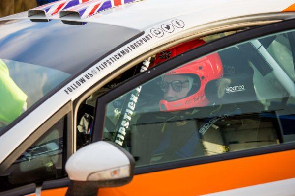 CRC Rally Team - Test - William Butler 4