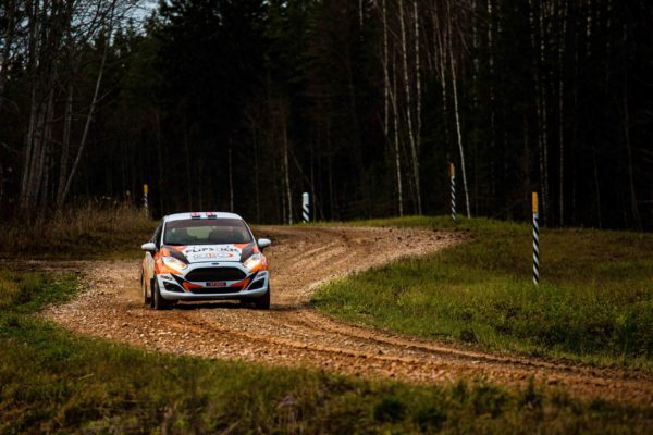 CRC Rally Team - Test - William Butler 5